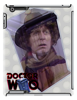 Tom Baker by drwhobubble