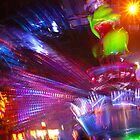 Fairground Lights 8 by TREVOR34