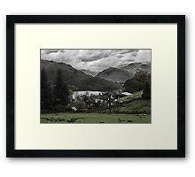 View towards Ullswater Framed Print