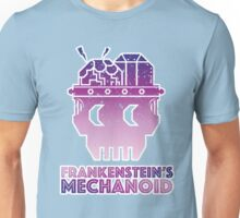 Frankenstein's Mechanoid - 80s Grunge Unisex T-Shirt