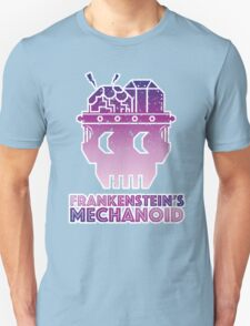 Frankenstein's Mechanoid - 80s Grunge T-Shirt
