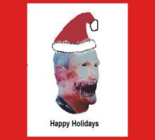 Happy Holidays from Butch Moon One Piece - Short Sleeve