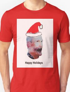 Happy Holidays from Butch Moon Unisex T-Shirt