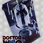 Cyberman Poster by drwhobubble