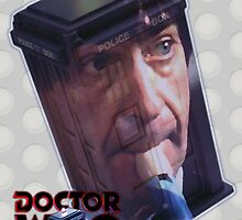Patrick Troughton Poster by drwhobubble