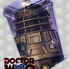 Dalek Poster by drwhobubble