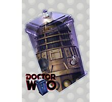 Dalek Poster Photographic Print