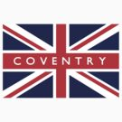 Coventry UK Flag			 by FlagCity