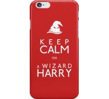 Yer A Wizard Harry iPhone Case/Skin