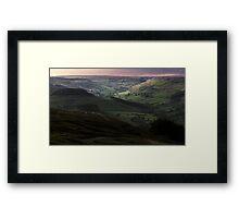 Rosedale Framed Print