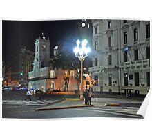 El  Cabildo.......Buenos- Aires............ Poster