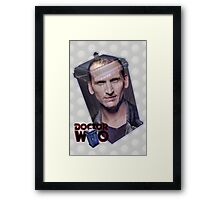 Christopher Eccleston Poster Framed Print