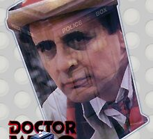 Sylvester McCoy Poster by drwhobubble