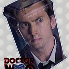 David Tennant Poster by drwhobubble