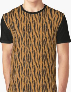 Animal Print Graphic T-Shirt