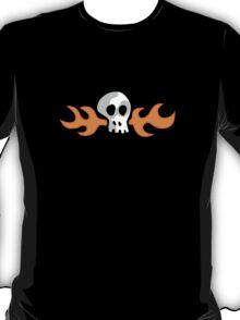 Hoagie Flaming Skull T-Shirt