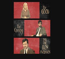 The Good...The Creepy..AND THE RON SWANSON T-Shirt