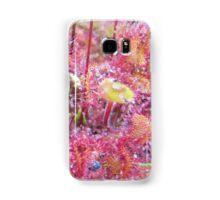 wild carnivorous plant Samsung Galaxy Case/Skin