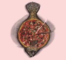 pizza phlounder  Baby Tee