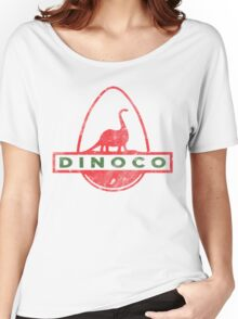 Dinoco Women's Relaxed Fit T-Shirt