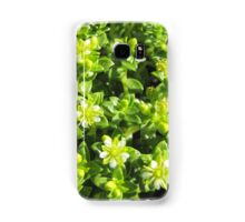 Small flowers in the forest Samsung Galaxy Case/Skin