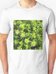 Small flowers in the forest T-Shirt