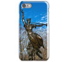 Gettysburg National Park - Louisiana Memorial iPhone Case/Skin