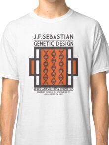 JF SEBASTIAN GENETIC DESIGN - Blade Runner Classic T-Shirt