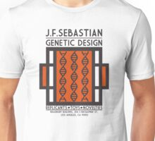 JF SEBASTIAN GENETIC DESIGN - Blade Runner Unisex T-Shirt
