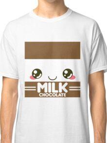 Chocolate Milk Carton Classic T-Shirt