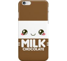 Chocolate Milk Carton iPhone Case/Skin