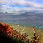 Autumn at the Garda Lake  by annalisa bianchetti
