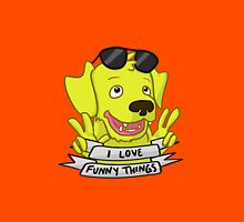 I Love Funny Things! T-Shirt