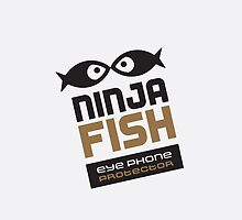 Ninja Fish EYE PHONE PROTECTOR by ninjafish