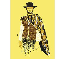Klimt Eastwood Photographic Print