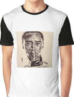 Don Cheadle Graphic T-Shirt