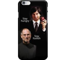 Stay Hungry iPhone Case/Skin