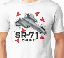 """SR-71 Online!"" Unisex T-Shirt"