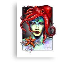 Sexy Mermaid Canvas Print