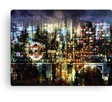 Feast Night Canvas Print