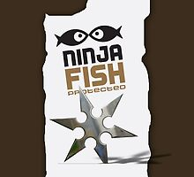 Ninja Fish Star Protected by ninjafish