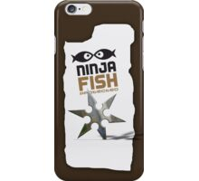 Ninja Fish Star Protected iPhone Case/Skin