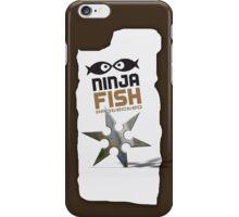 Ninja Fish Star Protected iPhone Case/Skin