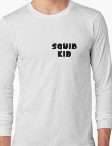 Squid Kid - Splatoon  Long Sleeve T-Shirt