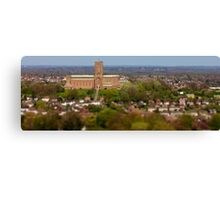Guildford Cathedral in Surrey Canvas Print