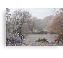 Earlswood Lake, Surrey Canvas Print