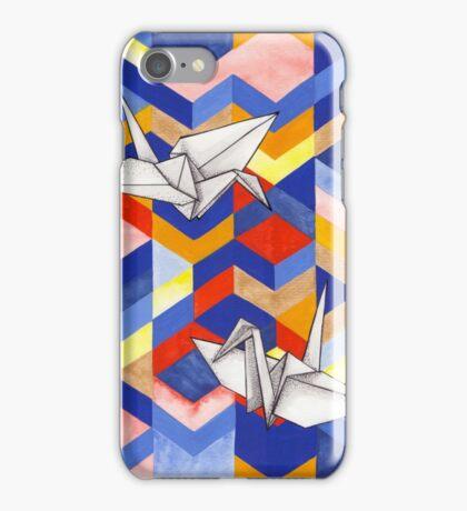 Origami iPhone Case/Skin