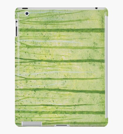 Emerald Forest iPad Case/Skin