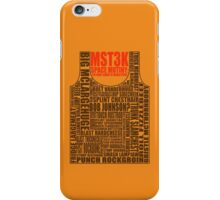MST3K: The many names of David Ryder iPhone Case/Skin