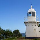 Fingal Head Lighthouse, NSW, Australia by LizSB